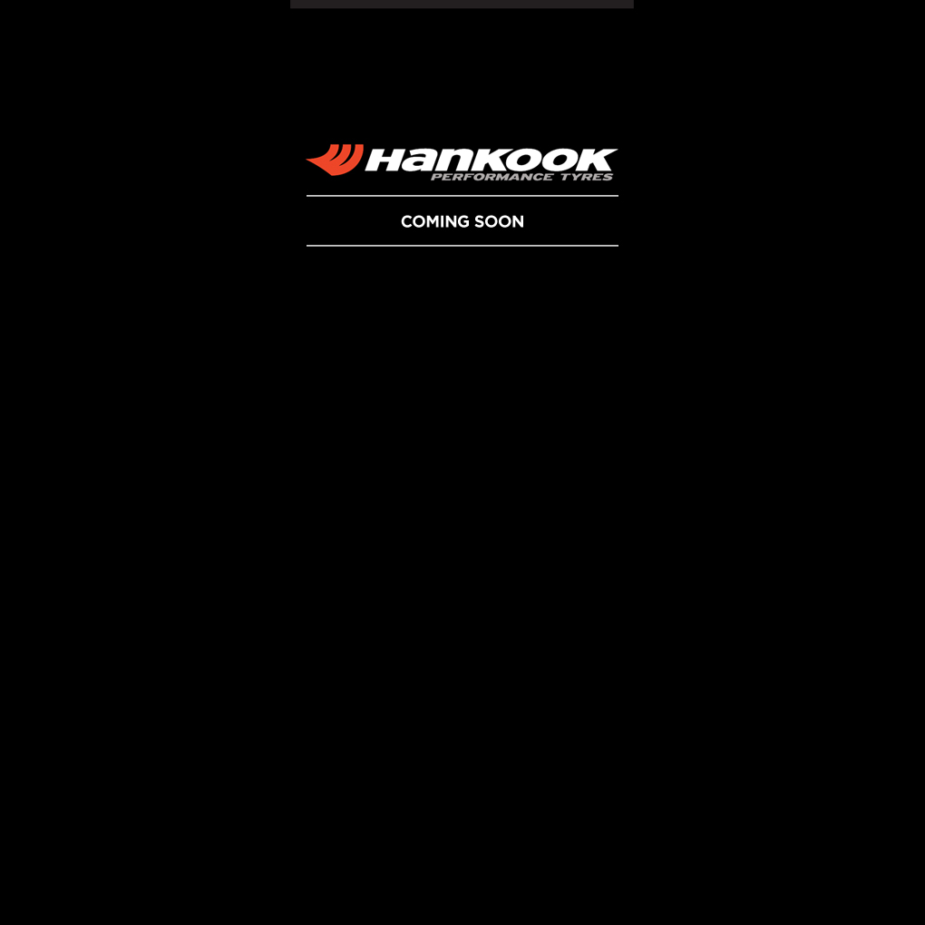 Hankook website coming soon